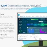 Big News: Tableau integrates with Salesforce's Einstein Analytics, now called Tableau CRM