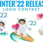 Help to choose the new logo for the Winter '22 Release! Poll will end Friday, April 9th.
